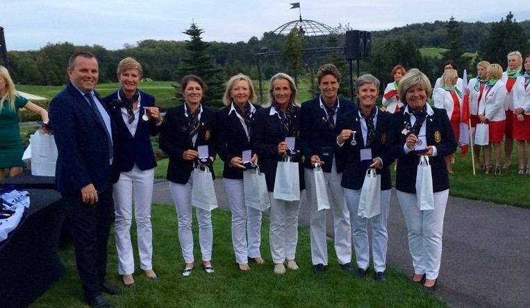 European Senior Team Championship 2016