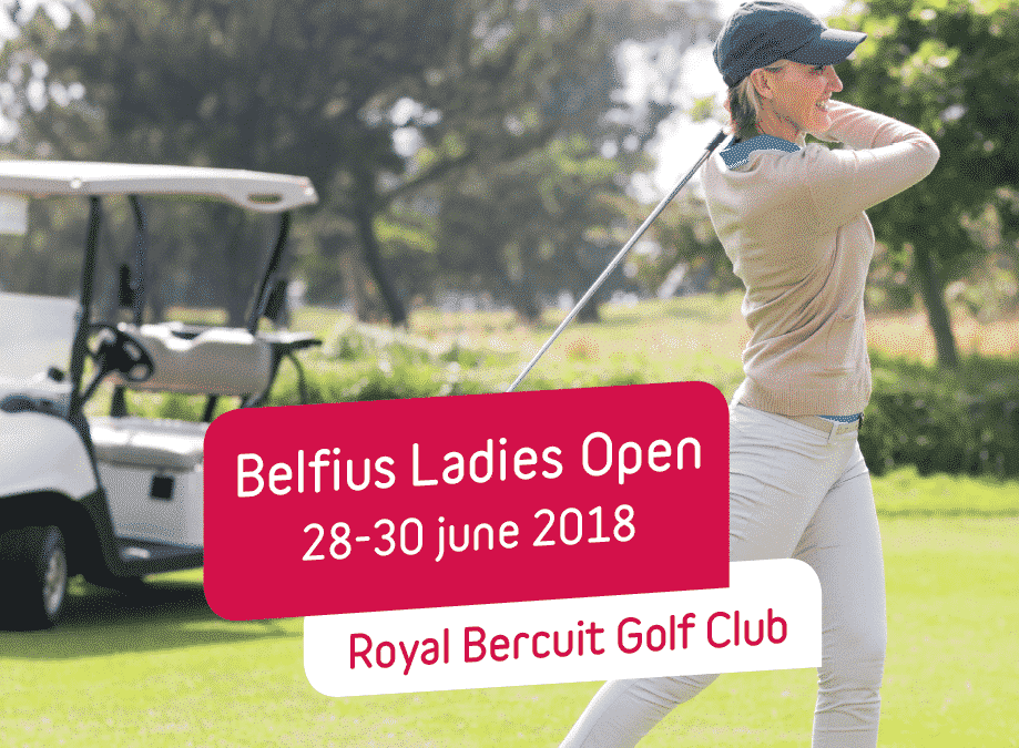 LET Access Series: 15 Belges au Belfius Ladies Open !