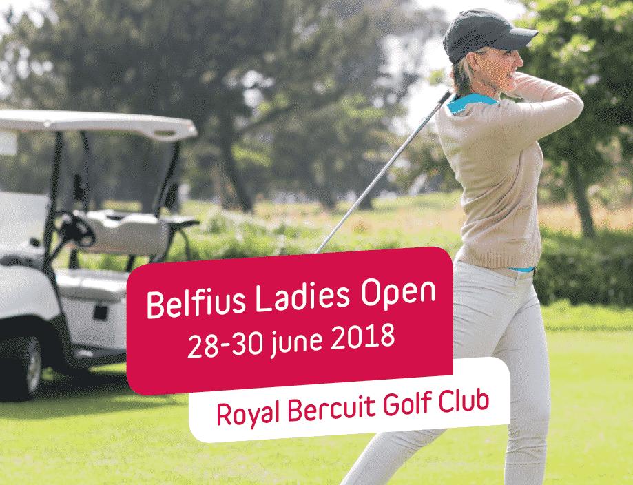 LET Access Series: de Belfius Ladies Open met 15 Belgische speelsters