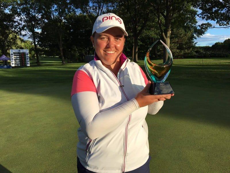Laura Gonzalez Escallon championne sur le Symetra Tour