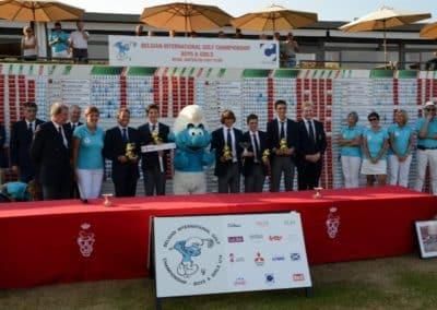 Belgian International Golf Championship 2017