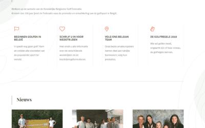 Nieuwe website voor de KBGF