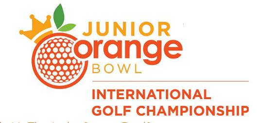 Margaux Appart & James Meyer de Beco au Junior Orange Bowl