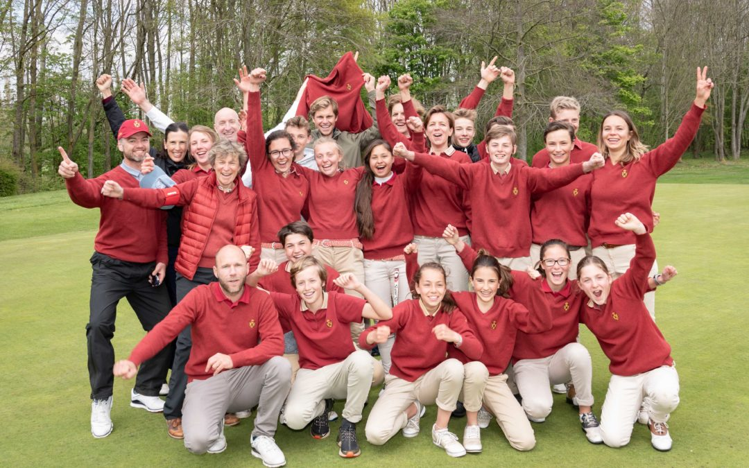 Interclubs Juniors 2019
