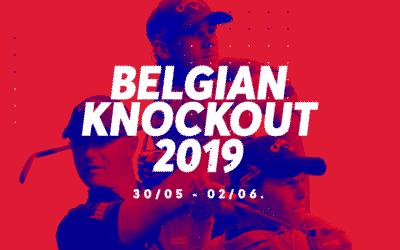 10 Belgen in Belgian Knockout