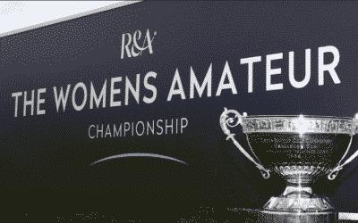 3 Belgische speelsters aan het Womens Amateur Championship