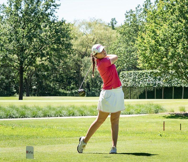 Clarisse Louis participera à l'Augusta National Women's Amateur