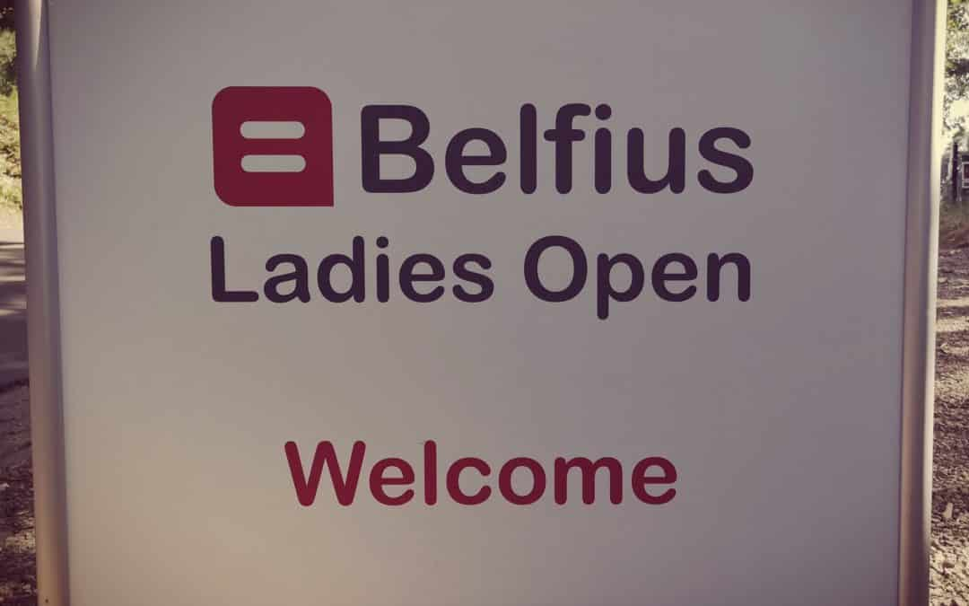 10 Belges au Belfius Ladies Open