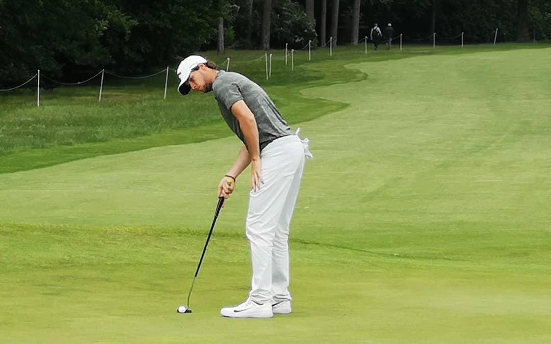 Thomas Pieters s'est qualifié pour l'US Open
