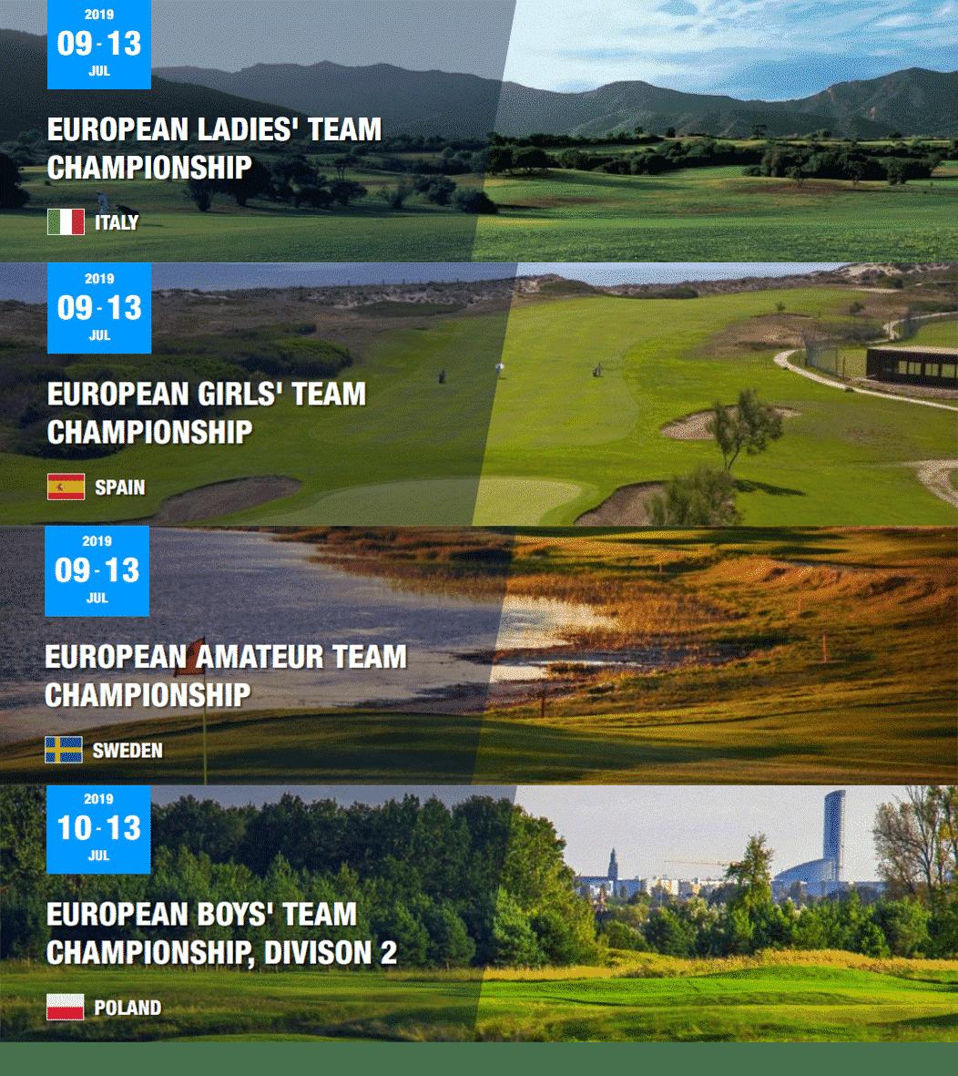 Onze selecties voor EK Team