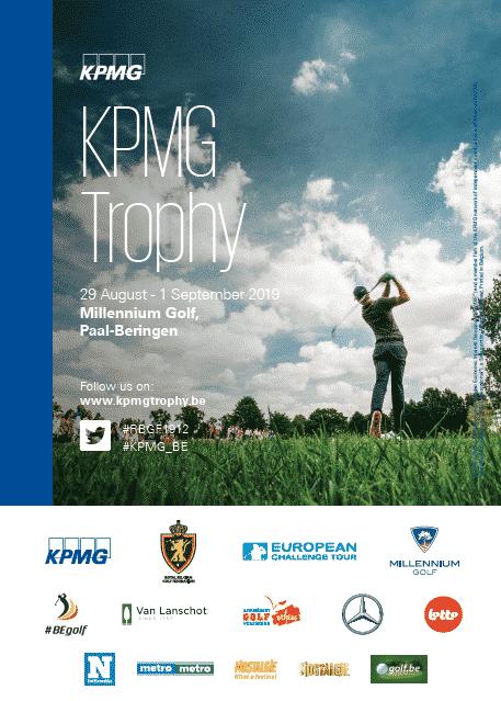 KPMG Trophy: le Challenge Tour en Belgique