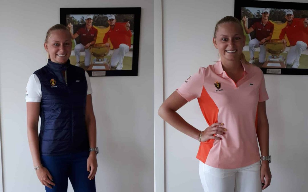 Lacoste, de nieuwe officiële kledingsponsor van de KBGF