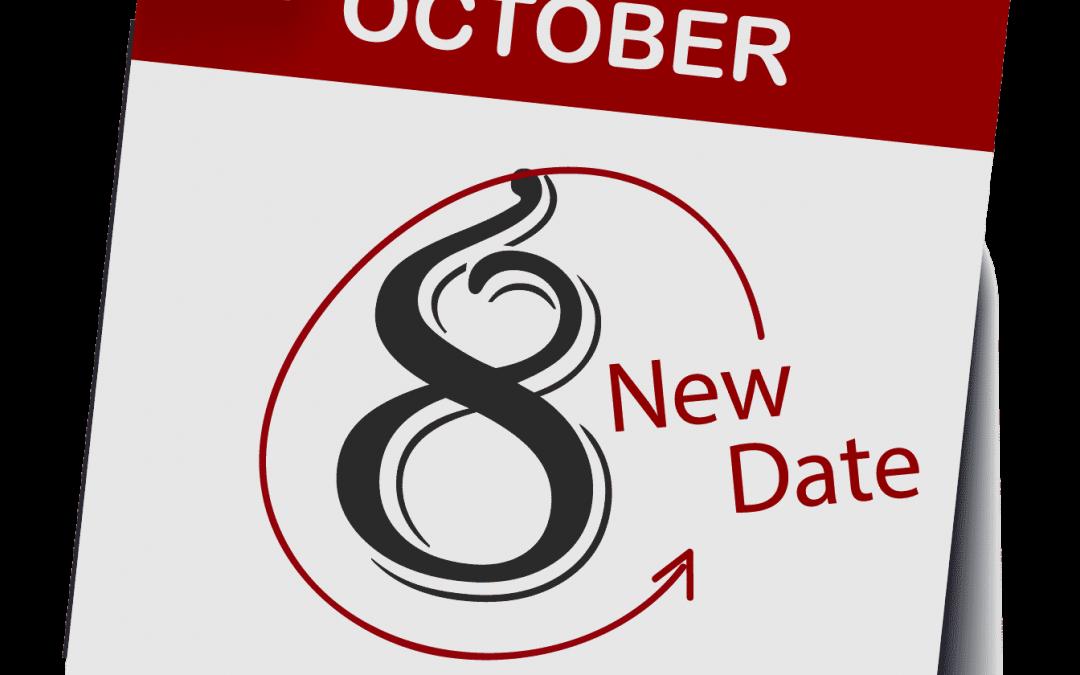 Interclubs Seniors: datumverandering