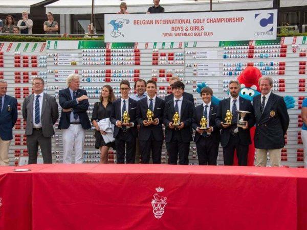 Terugblik op het U14 Championship