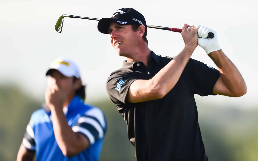 Colsaerts wins the Open de France