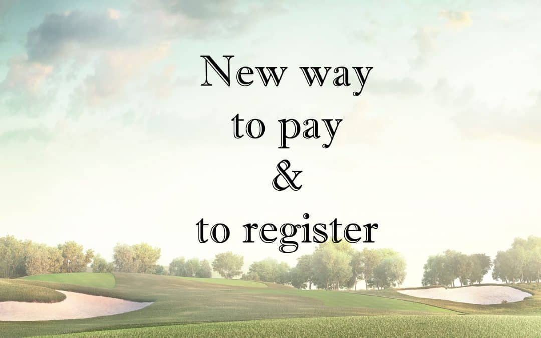 Paiements & Inscriptions via I-golf