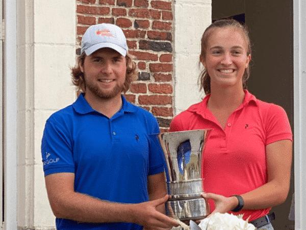 R. Becht & J. Meyer de Beco hebben de Grand Prix de Bondues gewonnen