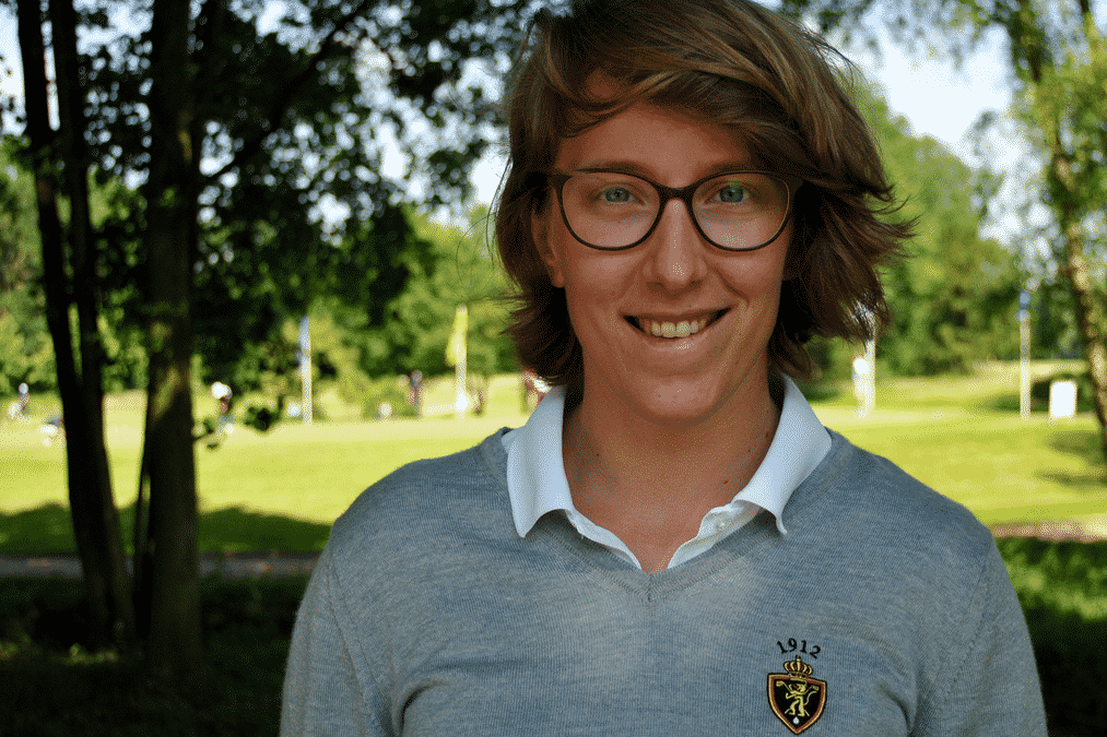 Belgian Team Manager – Fanny Cnops