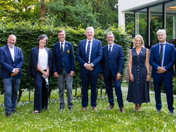 Philippe Delhaye – de nieuwe Voorzitter van de KBGF