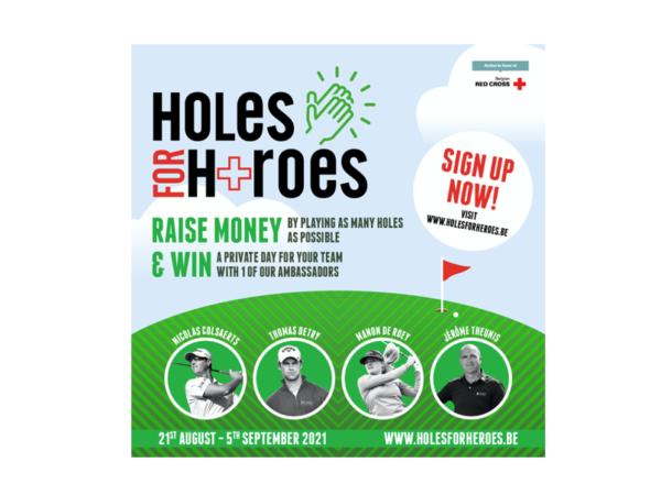 Holes for Heroes is terug