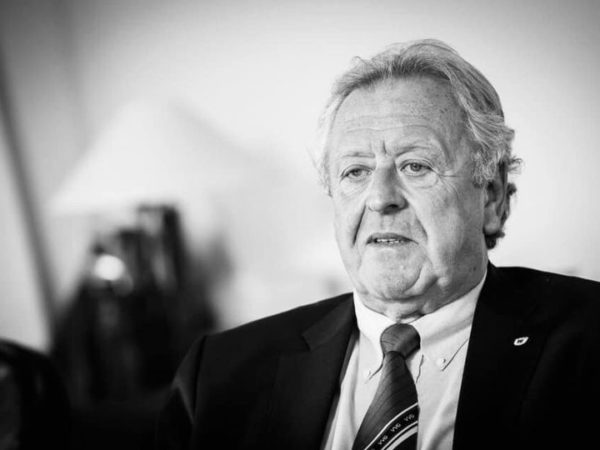 Jacky Mouligneau overleden