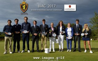 BIAC & National Stroke Play Championship