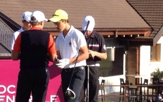 FOTO'S EVIAN CHAMPIONSHIP JUNIORS CUP  16-7 SEPTEMBER 2014